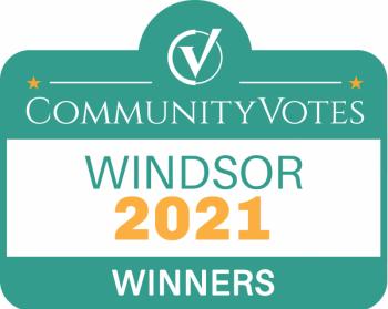 Community Votes Windsor 2021 Winner